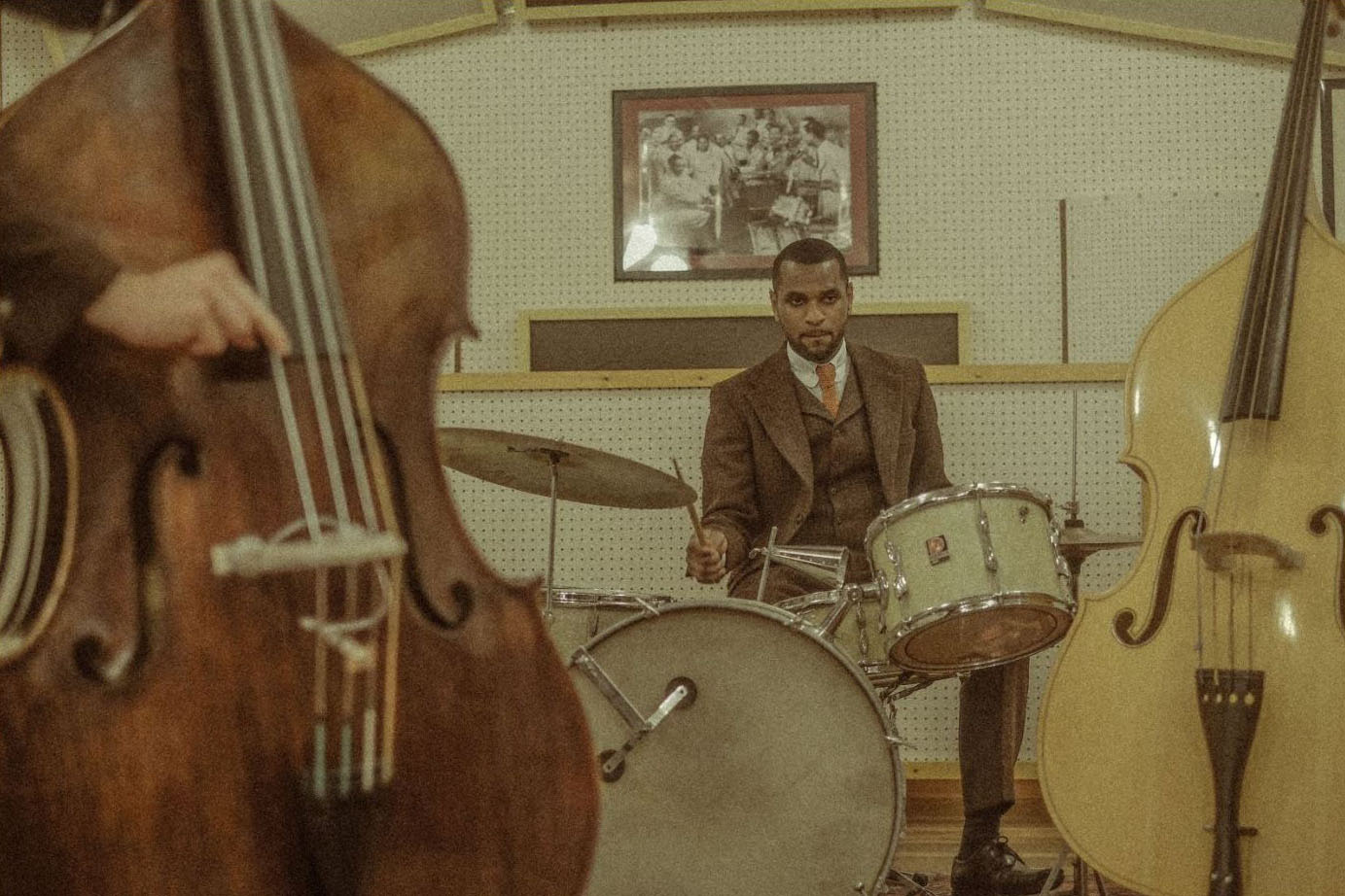 Daniel Smithson, session drummer for hire in London